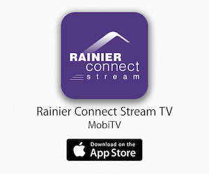 How do I find and download the Stream TV App? | Rainier Connect